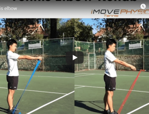 3 Best Things To Do To Help With Tennis Elbow