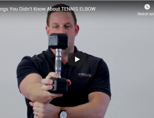 3 Things You Didn't Know About Tennis Elbow