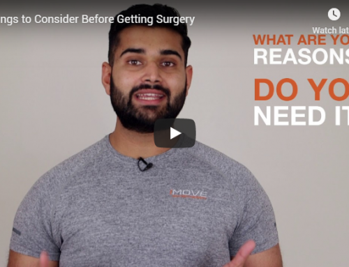 3 Things to Consider Before Getting Surgery