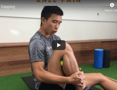 Dealing With Knee Pain In Tennis